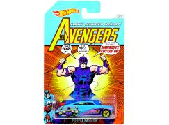 Hot Wheels Avengers Tématické auto Purple Passion