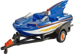 Hot Wheels Batman Prémiové auto 1:50 Batboat