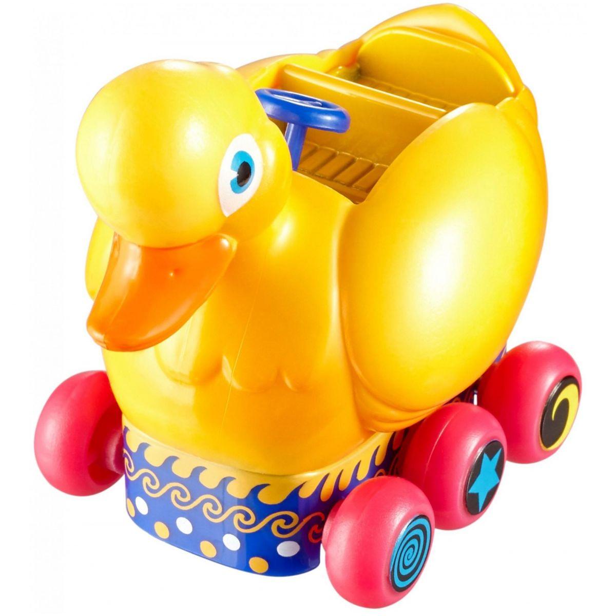 Hot Wheels Batman Prémiové auto 1:50 The Penguin Duck