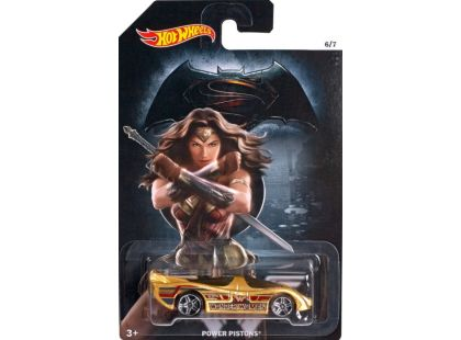 Hot Wheels Batman vs Superman Angličák - Power Pistons