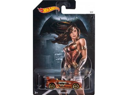Hot Wheels Batman vs Superman Angličák - Tantrum
