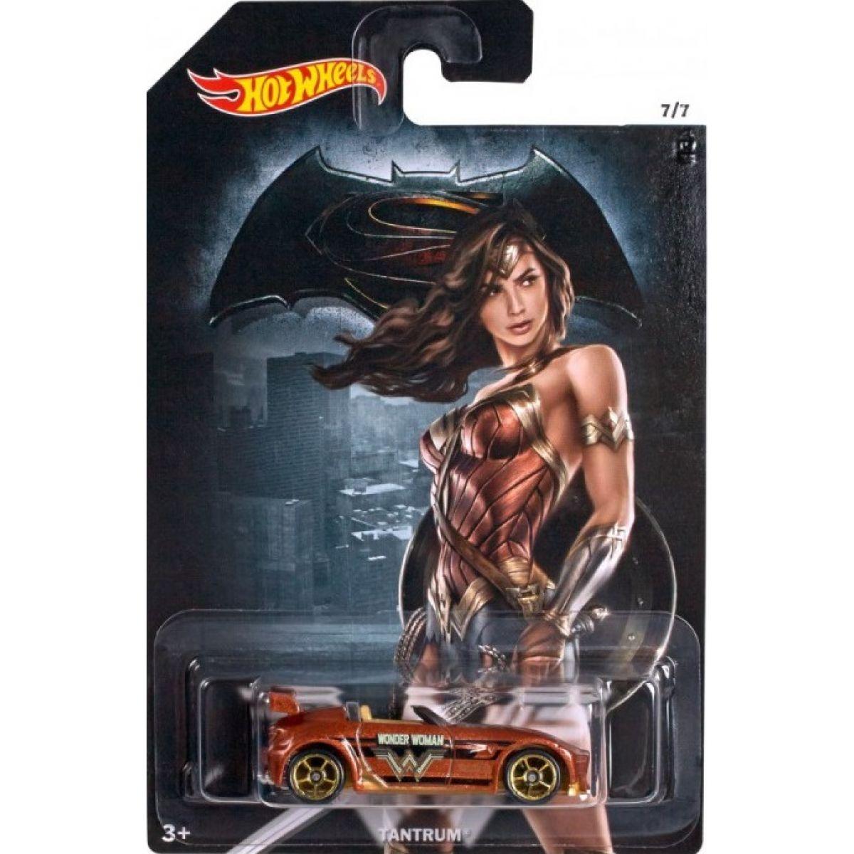 Hot Wheels Batman vs Superman Angličák - Tantrum