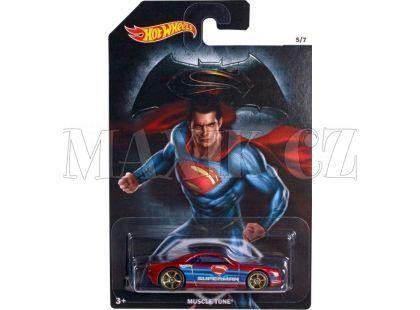 Hot Wheels Batman vs Superman Angličák - Muscle Tone