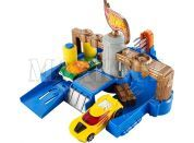 Hot Wheels BGH94 Set městem na kolech - Car Wash