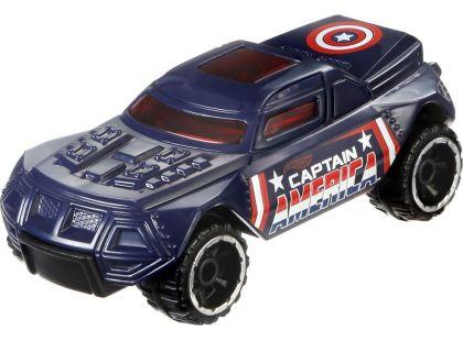 Hot Wheels Captain America angličák - RD-08