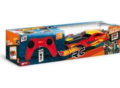 Hot Wheels červené Urban Agent R/C 1:24