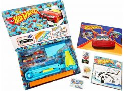 Hot Wheels dárkový box