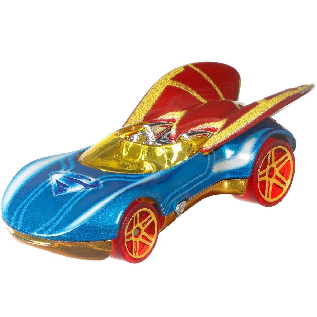 Hot Wheels DC kultovní angličák Injustice 2 Supergirl