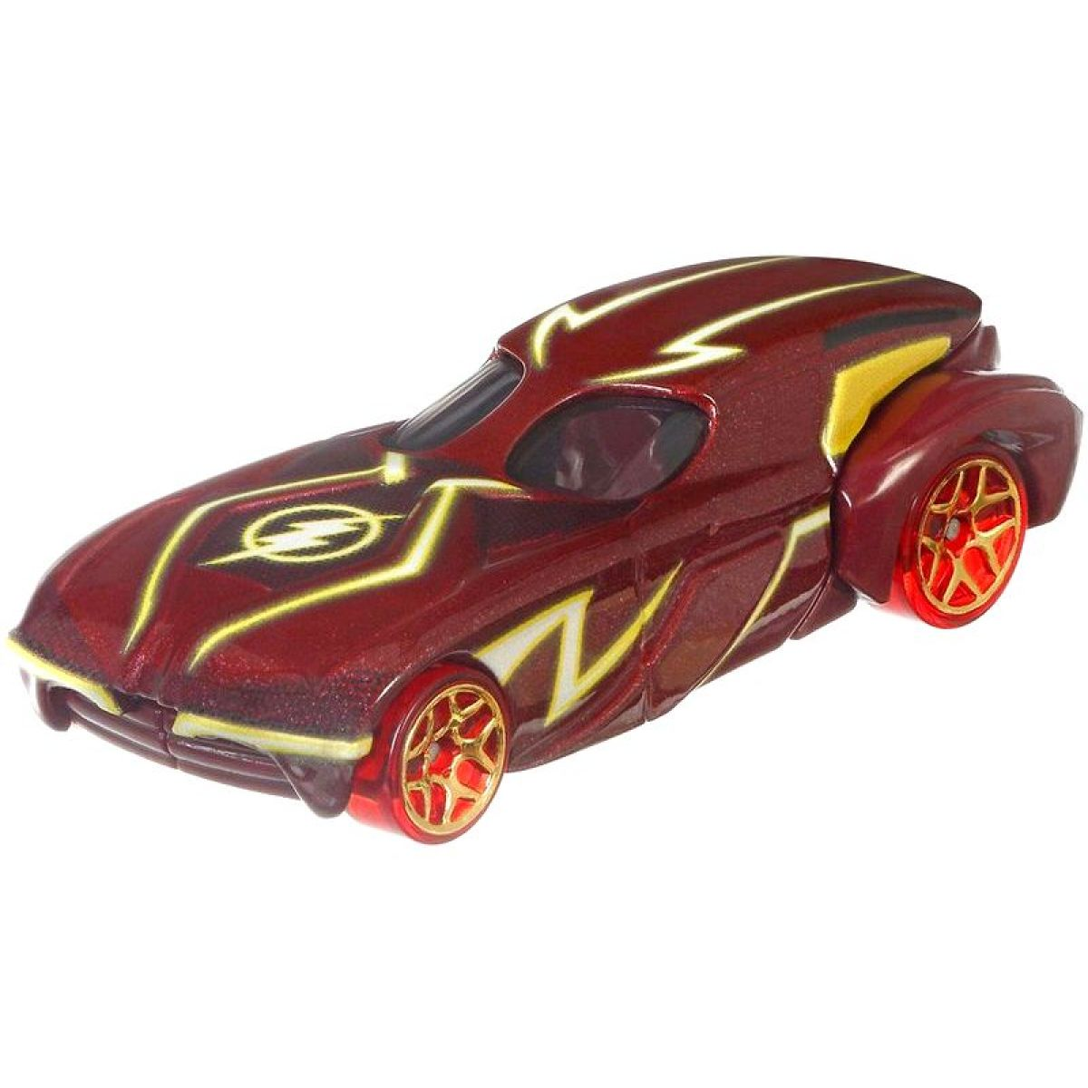 Hot Wheels DC kultovní angličák Injustice 2 The Flash