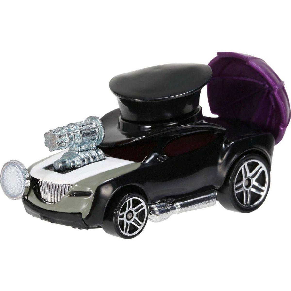 Hot Wheels DC kultovní angličák The Penguin