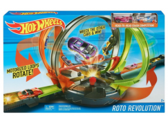 Hot Wheels Dráha Roto Revolution