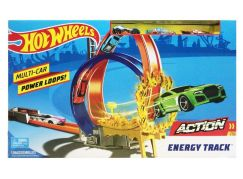 Hot Wheels Energy Track Action hrací set