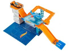 Hot Wheels Hrací sada Sky - Base Blast