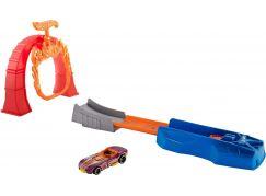 Hot Wheels kaskadérský kousky exlusive Flame Jumper