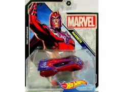 Hot Wheels Marvel Character Cars Magneto