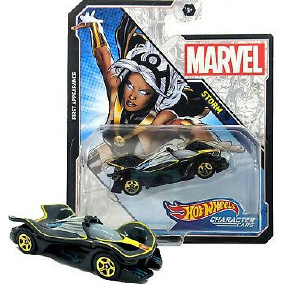 Hot Wheels Marvel Character Cars Storm