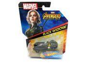 Hot Wheels Marvel kultovní angličák Black Widow