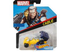 Hot Wheels Marvel kultovní angličák Cable