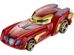 Hot Wheels Marvel kultovní angličák Iron Man