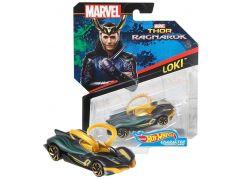 Hot Wheels Marvel kultovní angličák Loki