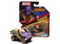 Hot Wheels Marvel kultovní angličák Thanos