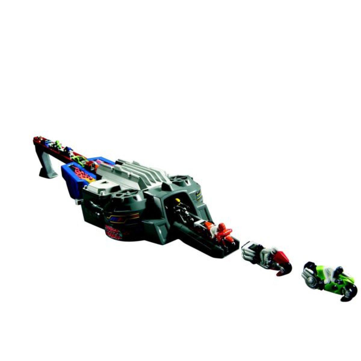Hot Wheels Micro -Rampa s autíčky Mattel