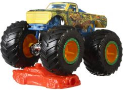 Hot Wheels Monster trucks kaskadérské kousky Chassis Snapper