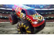 Hot Wheels Monster trucks kaskadérské kousky Demo Derby