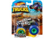 Hot Wheels Monster trucks kaskadérské kousky Invader