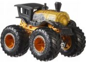 Hot Wheels Monster trucks kaskadérské kousky Loco Punk