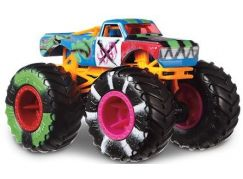 Hot Wheels Monster trucks kaskadérské kousky Pure Muscle