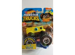 Hot Wheels Monster trucks kaskadérské kousky Spongebog Squarepants