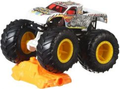 Hot Wheels Monster trucks kaskadérské kousky Wild Streak