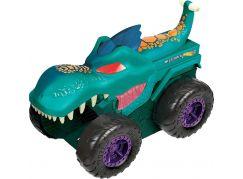 Hot Wheels monster trucks nebezpečný w-rex