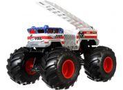 Hot Wheels Monster trucks velký truck 5 Alarm