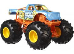 Hot Wheels Monster trucks velký truck Funny Feelings