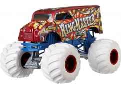 Hot Wheels Monster trucks velký truck Ring Master