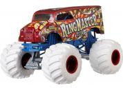 Hot Wheels Monster trucks velký truck Ring Master