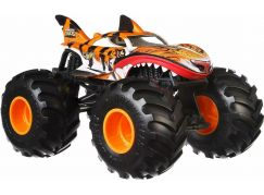 Hot Wheels Monster trucks velký truck Tiger Shark