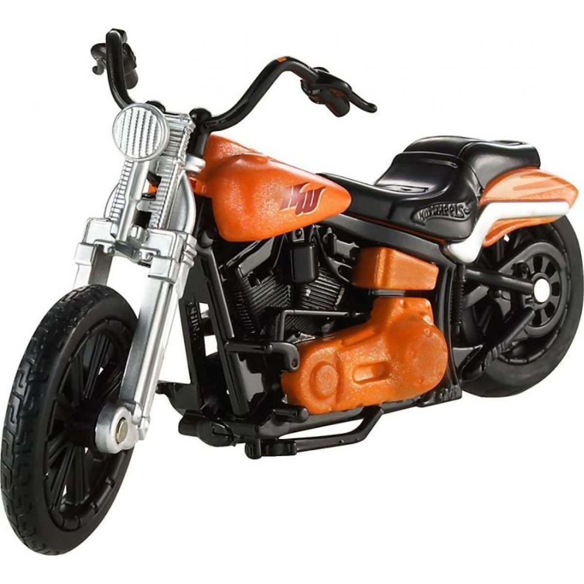 Hot Wheels motorka Rollin Thunder