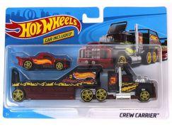 Hot Wheels Náklaďák Crew Carrier