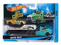 Hot Wheels Náklaďák Drivin Wild