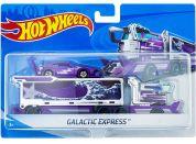 Hot Wheels Náklaďák Galactic Express