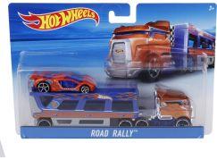 Hot Wheels Náklaďák Road Rally
