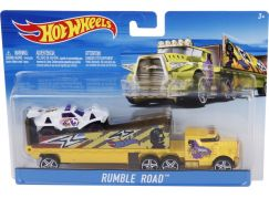 Hot Wheels Náklaďák Rumble Road