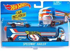 Hot Wheels Náklaďák Speedway Hauler
