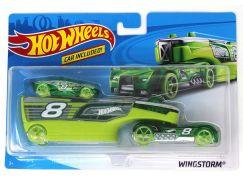 Hot Wheels Náklaďák Wingstorm