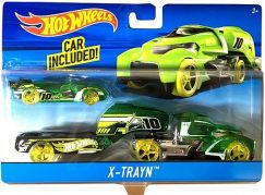 Hot Wheels Náklaďák X-Trayn
