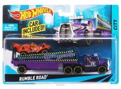 Hot Wheels Náklaďák Rumble Road 53