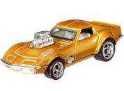 Hot Wheels prémiové auto 68 Corvette Gas Monkey Garage